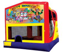 birthday bounce house rentals
