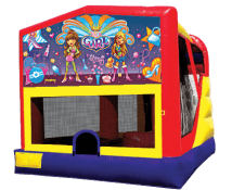 Rent a girl bounce house