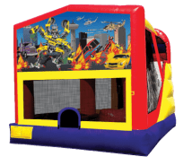 rent transformers bounce house in nashville