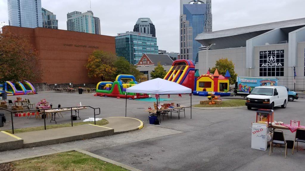 Bouncer Events Nashville