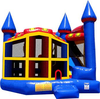 5-N-1 Castle Combo | TN Bounce Parties