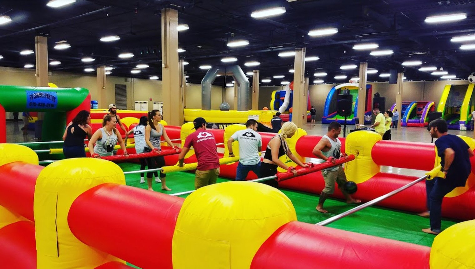Inflatables for Large Events