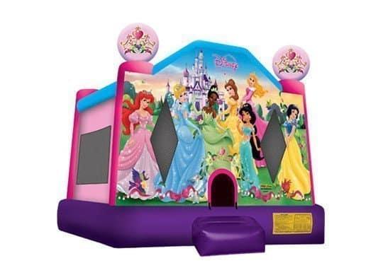 Princess Bounce House