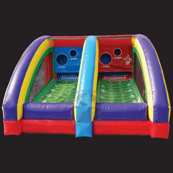 Inflatable Football Toss