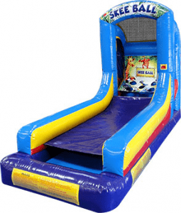 Inflatable Skee Ball Rentals