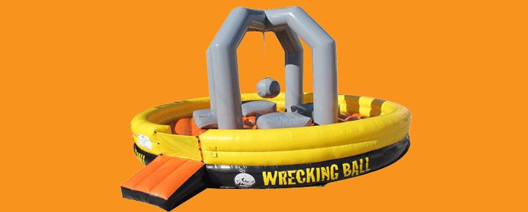 Wrecking ball Rentals
