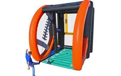 Inflatable Field Goal Kick