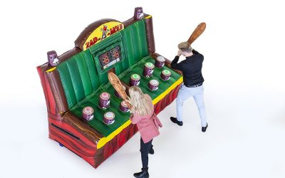 Wack a mole inflatable game rental nashville